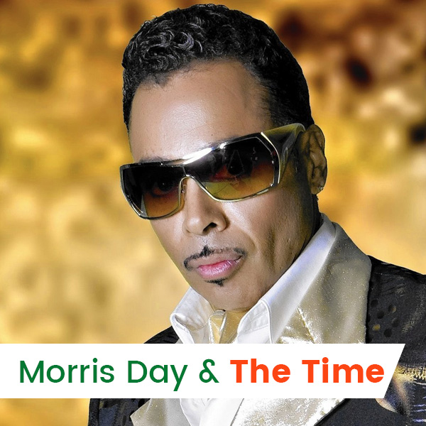 Jazz In The Gardens | Morris Day & The Time at Jazz in the