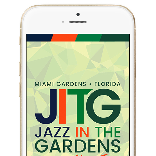 Jazz in the gardens jazz in the gardens mobile app for Jazz in the gardens 2017 dates